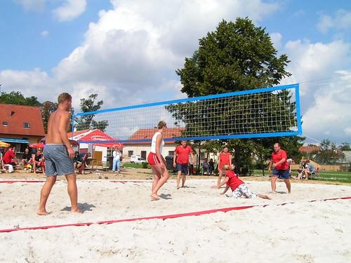 2005 - Turnaj v plážovém volejbalu