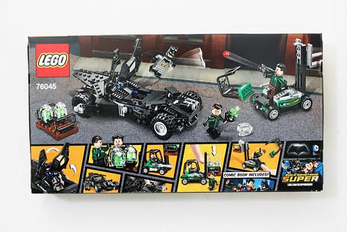 Lego Dc Comics Super Heroes Batman V Superman Kryptonite