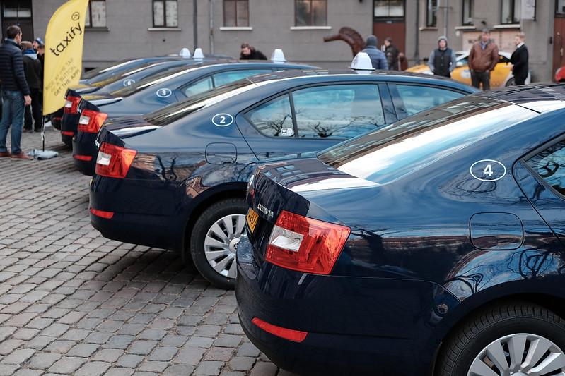 Taxify Latvia