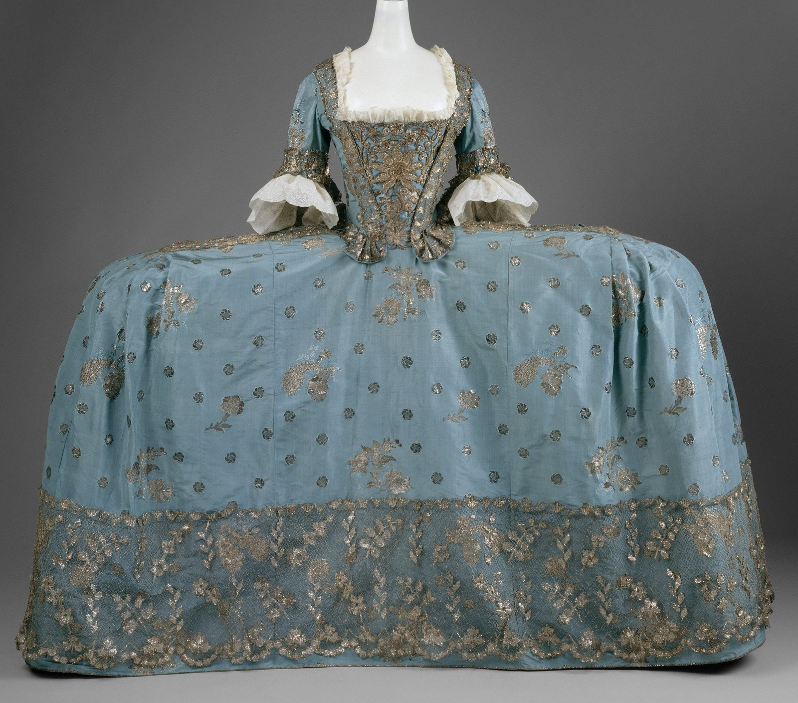 1750, British. Credit Metropolitan Museum of Art.