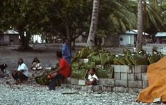 Christmas 1976, Ujelang Atoll, Marshall Islands