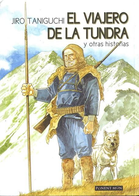 EL VIAJERO DE LA TUNDRA Y OTRAS HISTORIAS