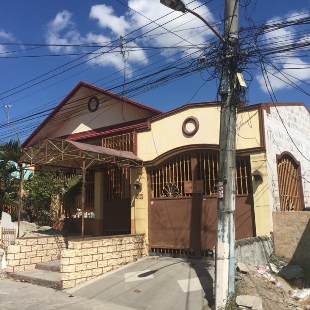 House for Sale Angeles City Nepo Subdivision Ref# 0000732