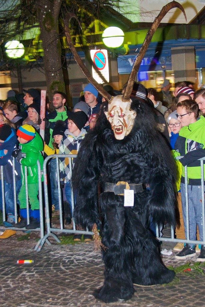 Krampus in Bad Goisern
