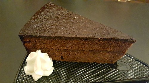 Sachertorte Cake | Fresh Roast of Great FROG Kaffee & Roastery Opens in Davao - DavaoFoodTrips.com