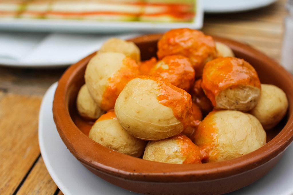 Canarian papas arrugadas | 2015 Travel Highlights