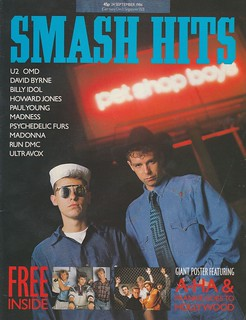 Smash Hits, September 10, 1986