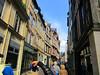 Rouen - narrow street