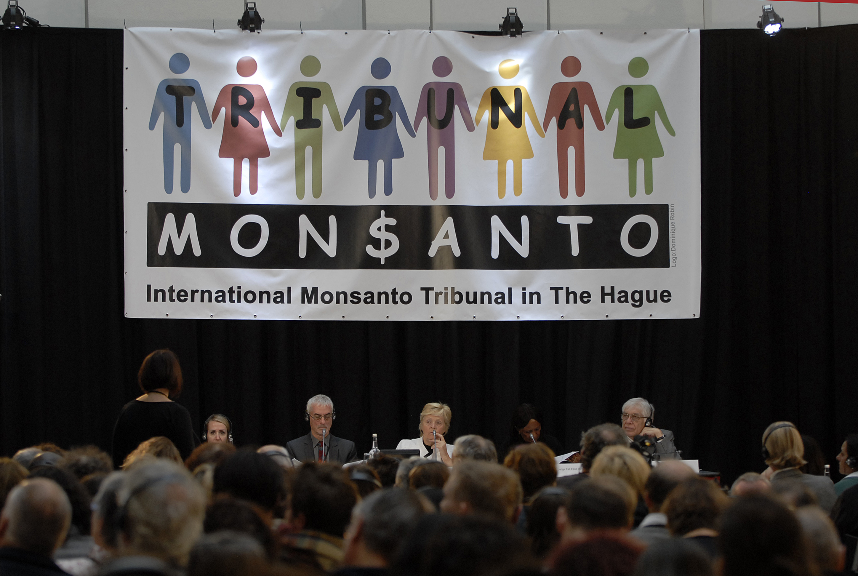 Monsanto Tribunal hearings - 15/10/2016