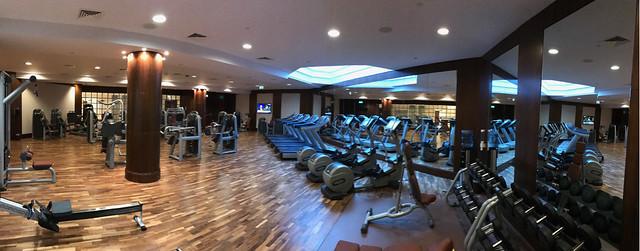 Fitness - Sheraton Oman