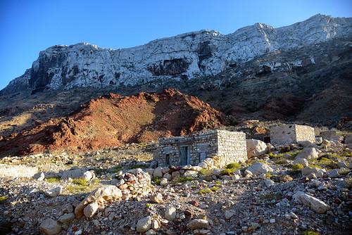 cliffs hut socotra yemen hadhramautgovernorate ye