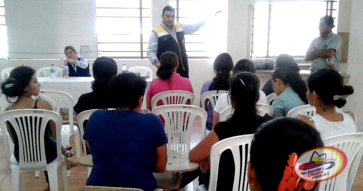 En Ciudad Jardín se inauguró taller de primeros auxilios