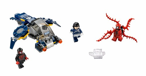 LEGO Ultimate Spider-man 76036