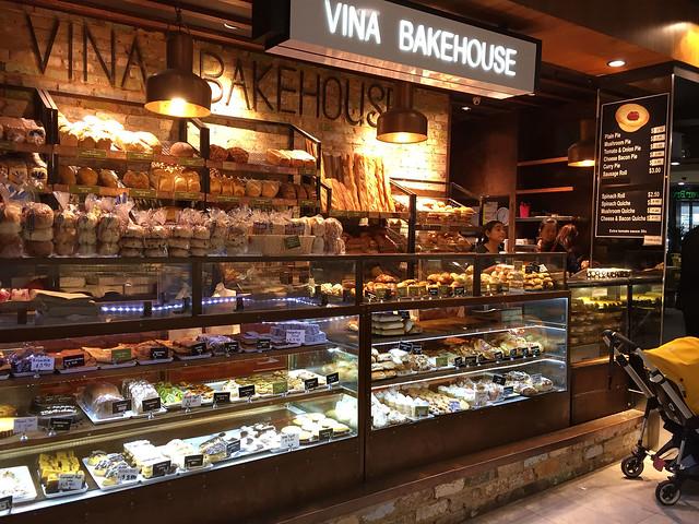 Vina Bakehouse