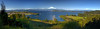 Panorama lago Llanquihue - Puerto Octay (Patagonia-Chile) by Noelegroj (5 Million views.Thank you all!!)