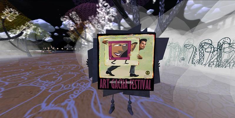MadPea Art Gacha Festival
