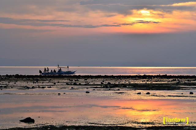 Consuelo lowtide sunset