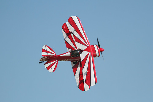Pitts Special Biplane