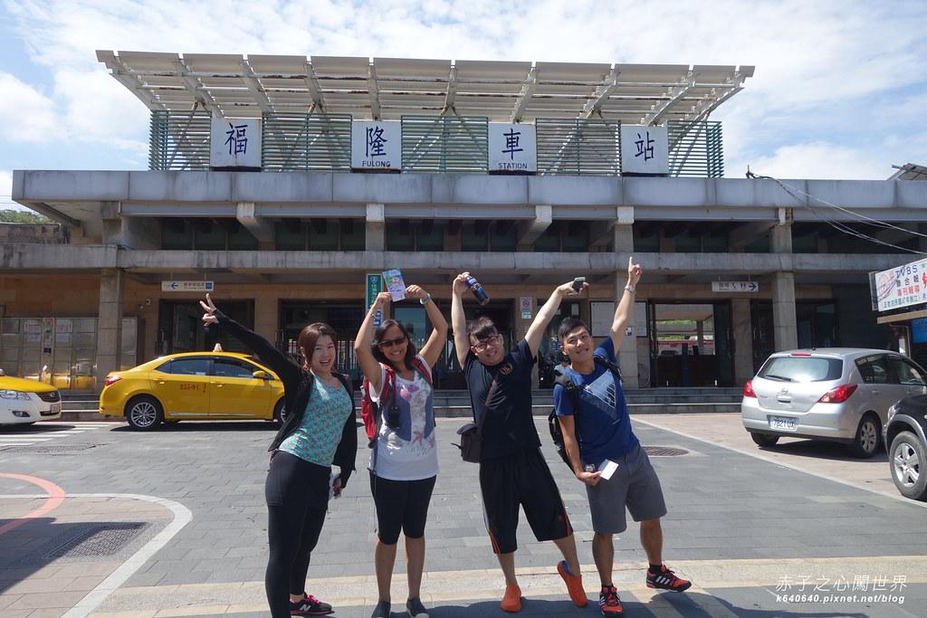 台灣好行-黃金福隆線10