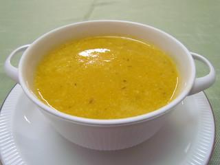 Cozy Roasted Butternut Soup