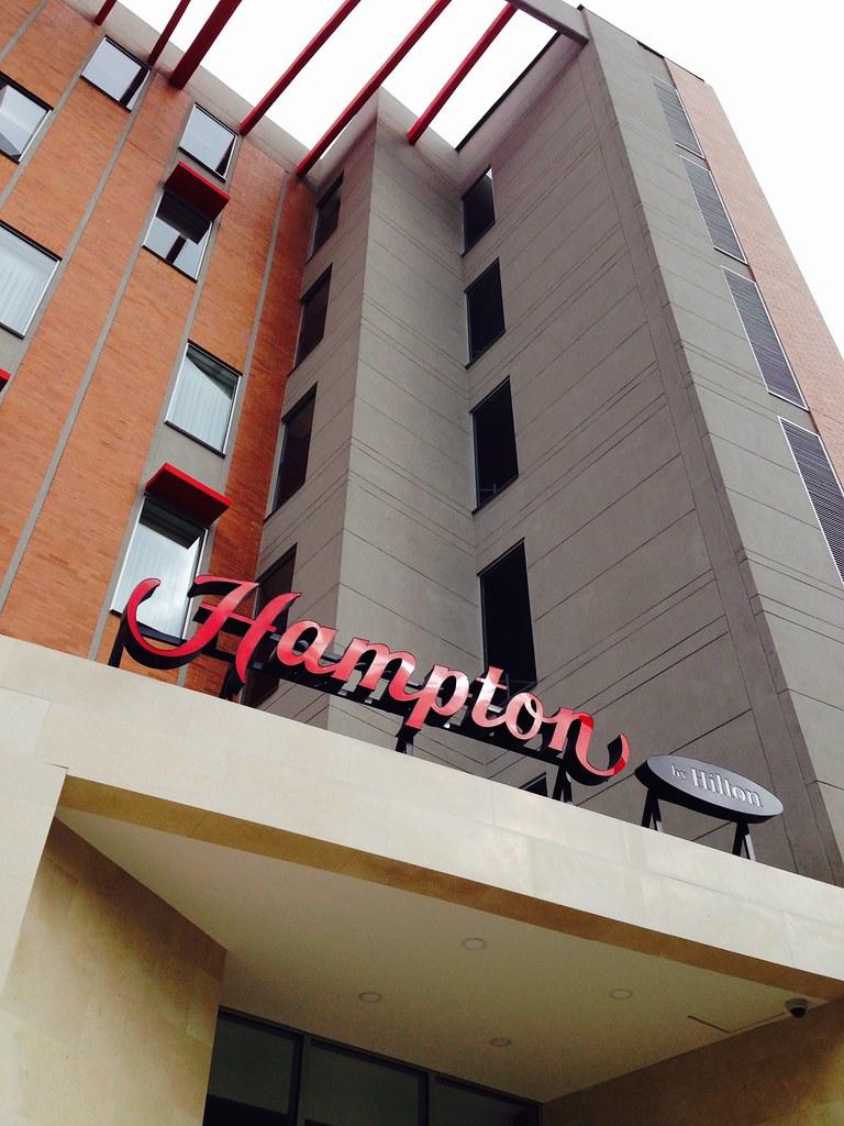 Hampton Inn, Usaquen