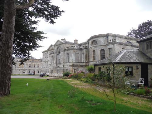 New Wardour Castle