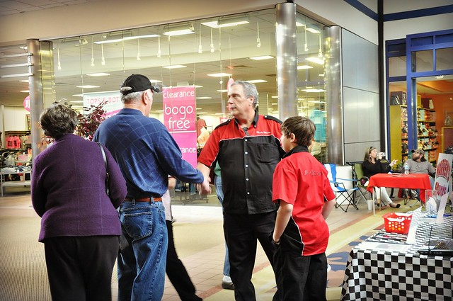 Kingsport Mall Meet and Greet
