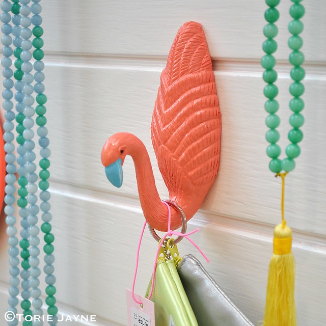 Coral Swan Hook from Rics DK