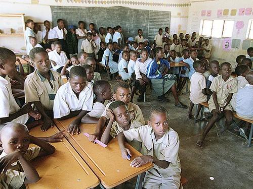 У Зімбабве заборонили самогон в школах