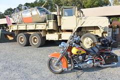 Motorcycle Harley Davidson 1994 Heritage Softail Army Surplus Jade 20151008_7695