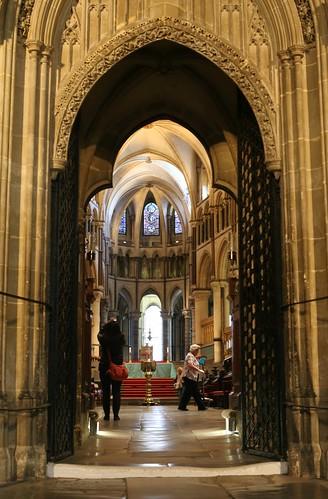 Canterbury Cathedral, Canterbury, Kent