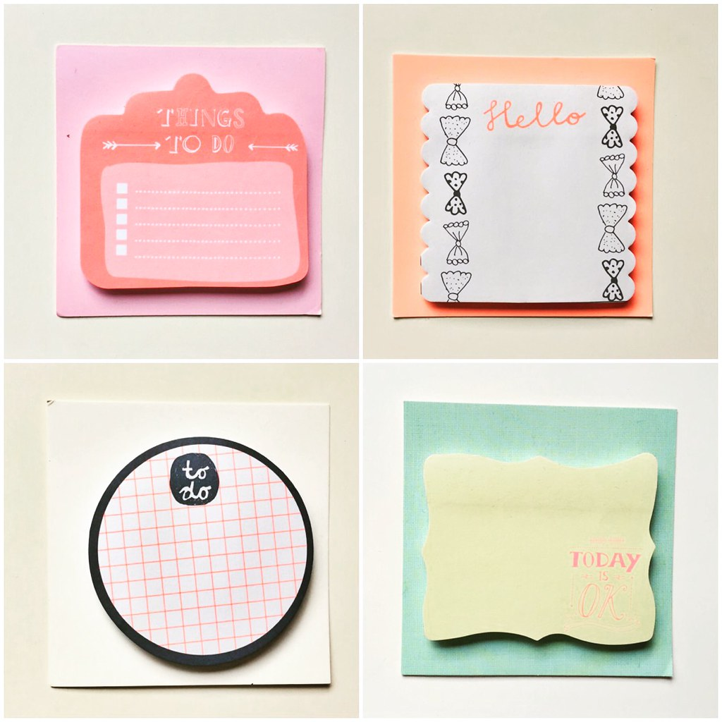 Sticky notes hema