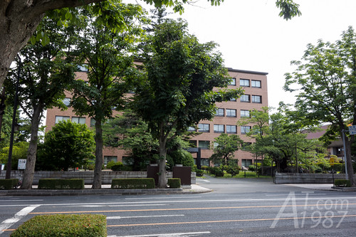 Morioka Courthouse