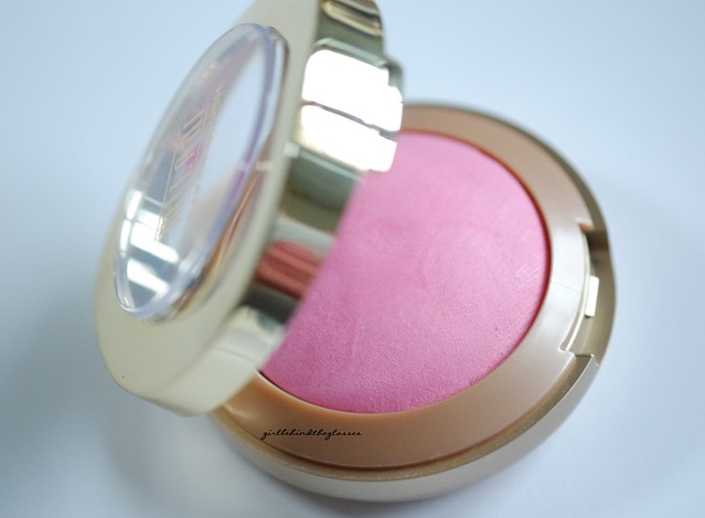 Milani Baked Blush Delizioso Pink3