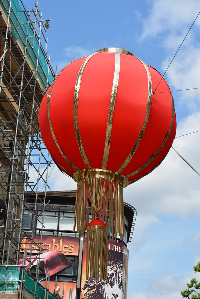 London, Chinatown