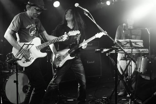 ファズの魔法使い live at 獅子王, Tokyo, 08 Oct 2015. 503
