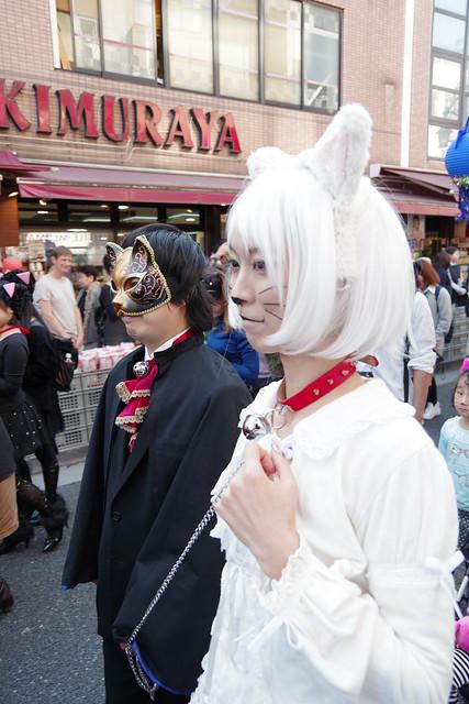 Cat's Halloween Parade in Kagurazaka 2015 12