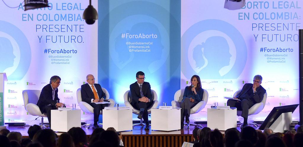 Foro Aborto Legal en Colombia