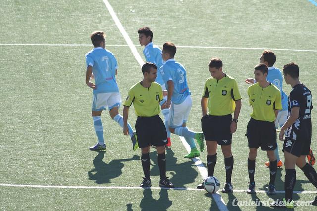 JUVENIL A | Celta - Victoria CF (08/11/2015)