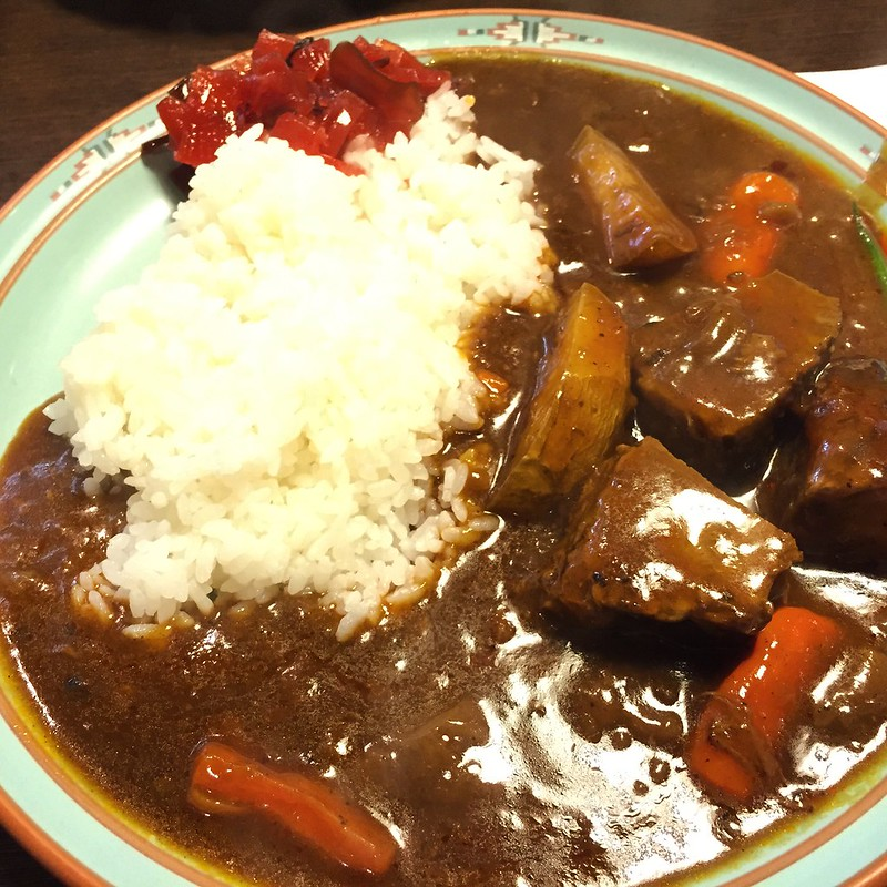 Special Curry @ Mitsukawa Steakhouse Daito