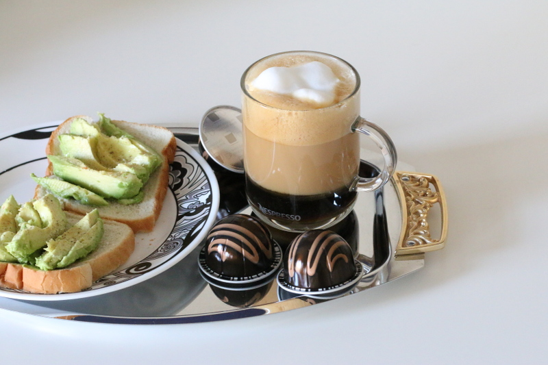 Nespresso-Swiss-Chocolate-coffee-avocado-toast-5