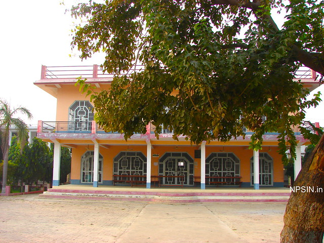 Prayer Ground and Hall in Kshetriya Inter College (KIC)