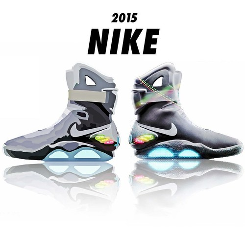 Back to the Future - Part II - Nike - 2