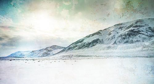 The Textures Of Antarctica