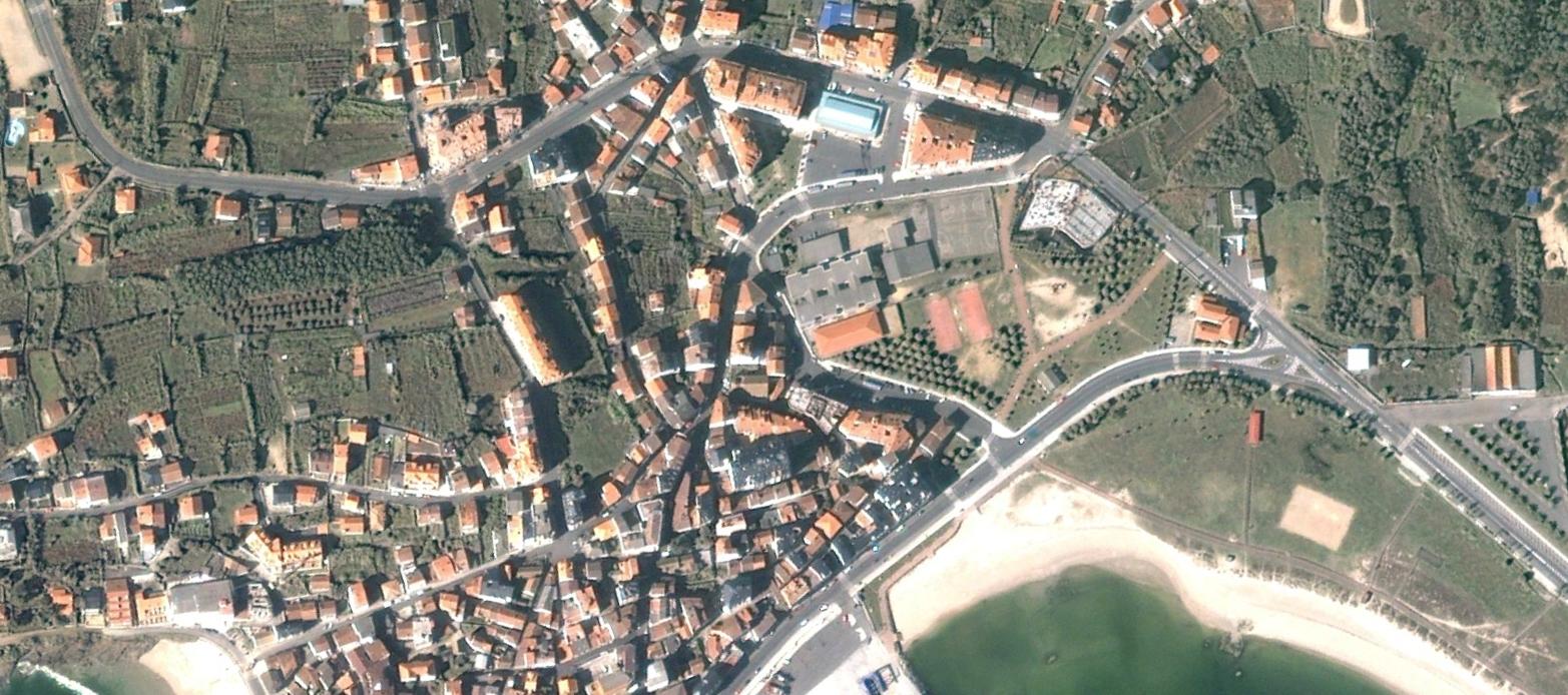 portonovo, pontevedra, lleno de madrileños, antes, urbanismo, planeamiento, urbano, desastre, urbanístico, construcción