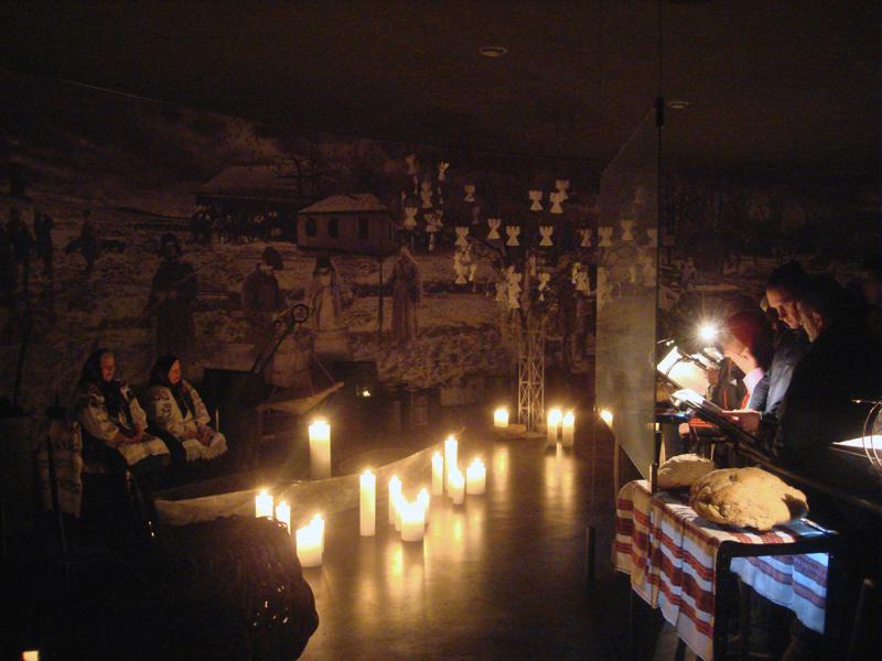 singing museum ukraine