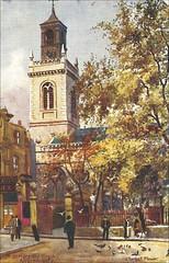 St Mary Aldermanbury