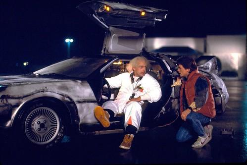 Back to the Future - screenshot 1