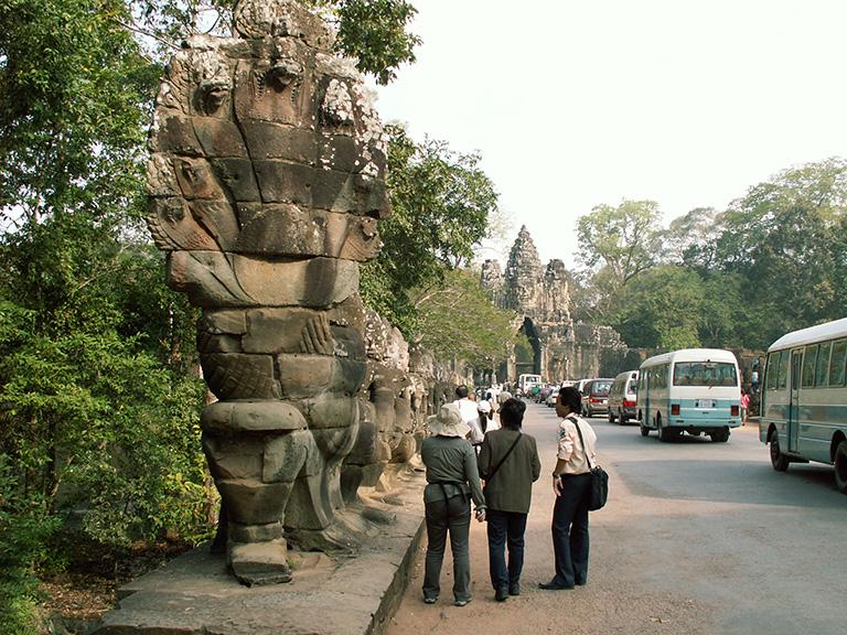 Cambodge 2007