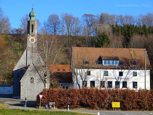 Katholische Kapelle St. Wendelin und